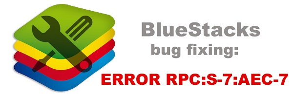 Bluestacks error retrieving information from server fixing