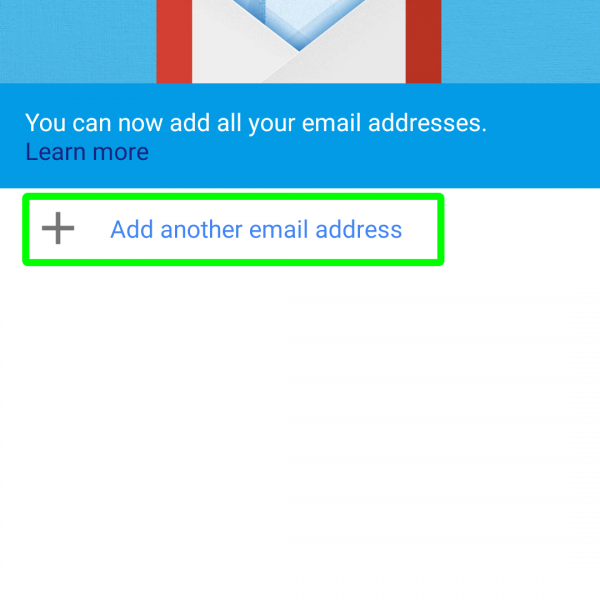 How to registry Gmail