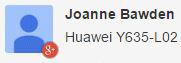 Huawei Y635 update