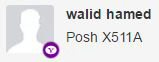 Posh Kick X511A update