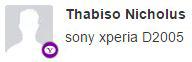 Sony Xperia E1 update