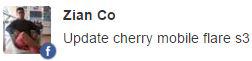 Cherry Flare S3 update