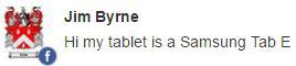 Samsung Galaxy Tab E update