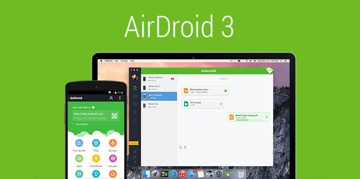 control your android from pc