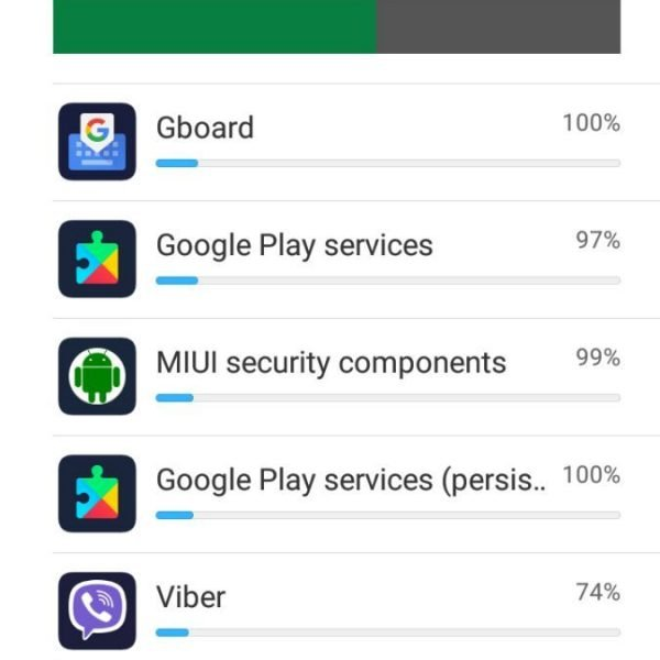 what are background apps
