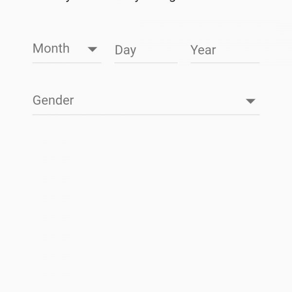 setup google account on android