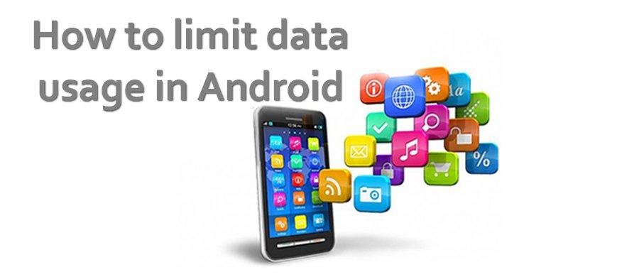 limit data usage
