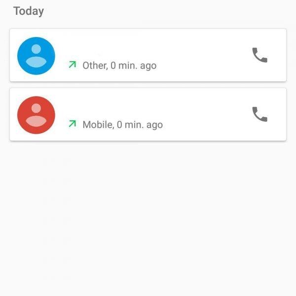 delete phone calls