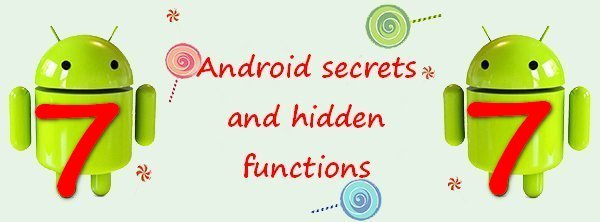 Secrets of Android 7