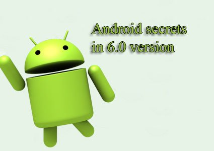 android secrets