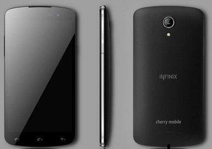 Cherry Mobile update · Cherry Infinix Pure Update · WTFFIX