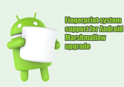 android marshmallow upgrade