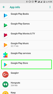 How to fix Error 927 Google Play Store