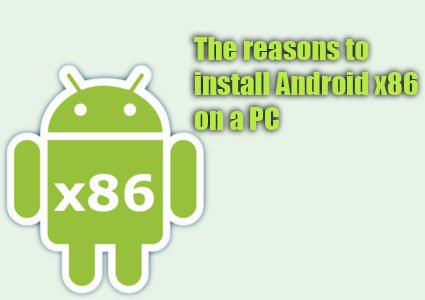 install android x86