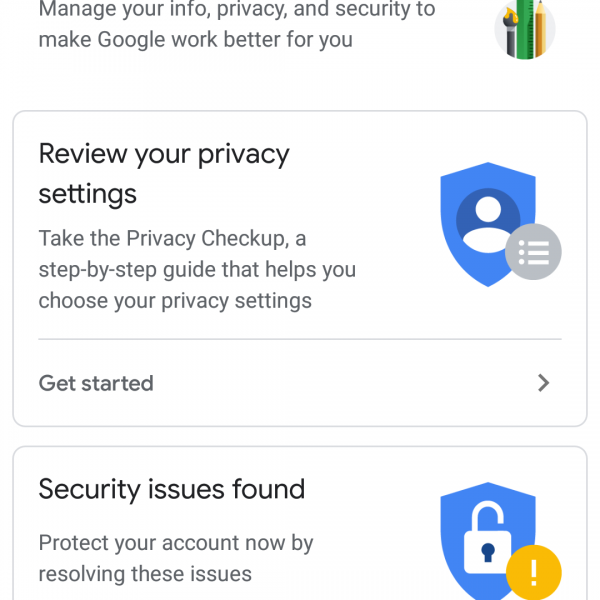 How to open Google Account