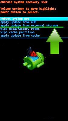 Samsung Galaxy Nexus firmware update