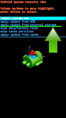 How to flash stock firmware Samsung Galaxy