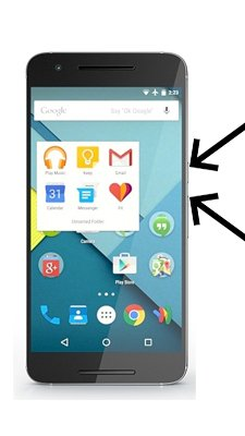 Google Nexus firmware update for smartphone or tablet