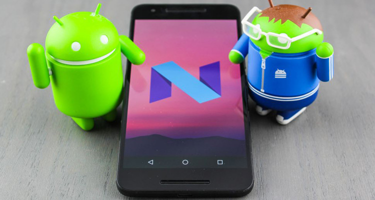 Android Nougat update (Android 7)