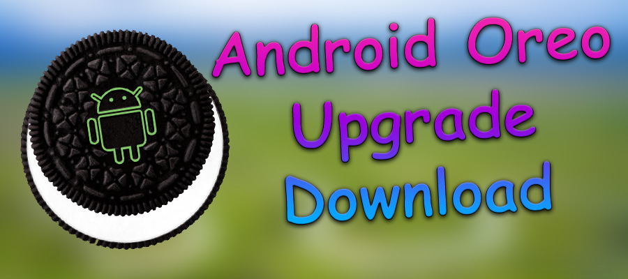 Android Oreo upgrade download