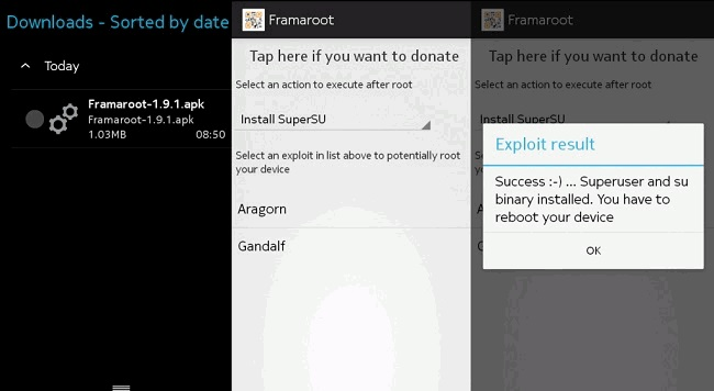 framaroot-android-root