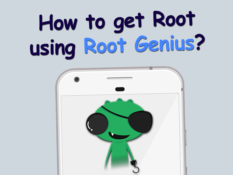 how to root with root genius apk