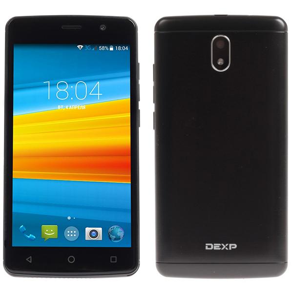 Dexp Ixion ES750 firmware