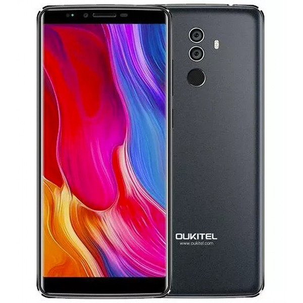 Oukitel K8 firmware