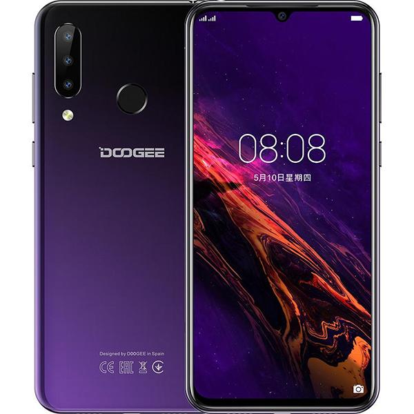 Doogee N20 update