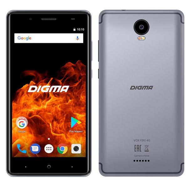Digma Vox Fire 4G firmware