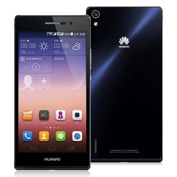 Huawei Ascend P7 update