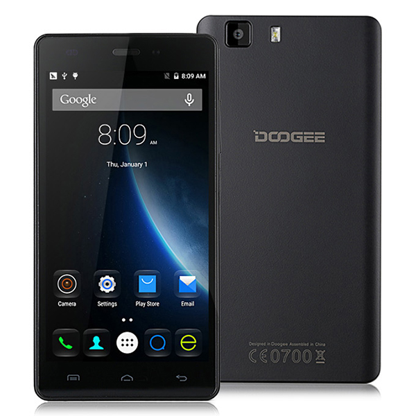 Doogee X5S firmware
