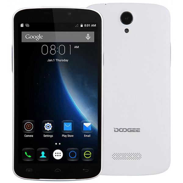 Doogee X6S firmware