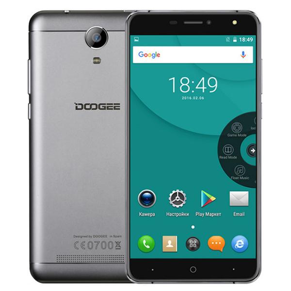 Doogee X7 Pro firmware