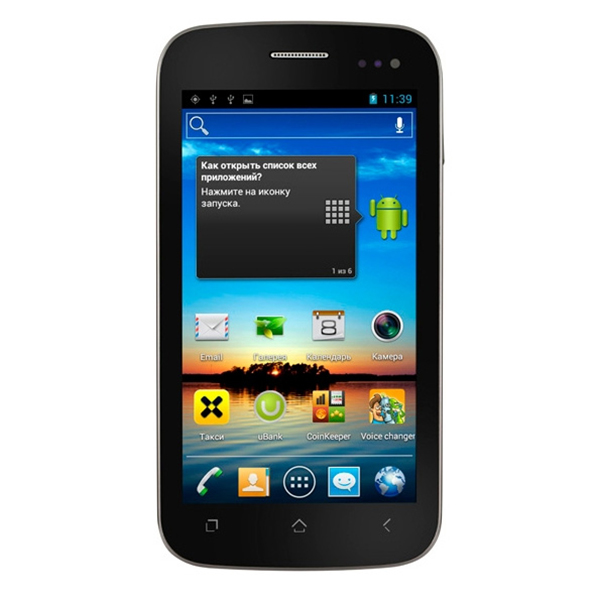 Fly IQ443 firmware (Trend)