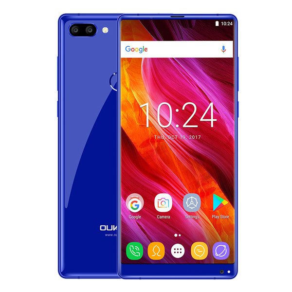 Oukitel Mix 2 update