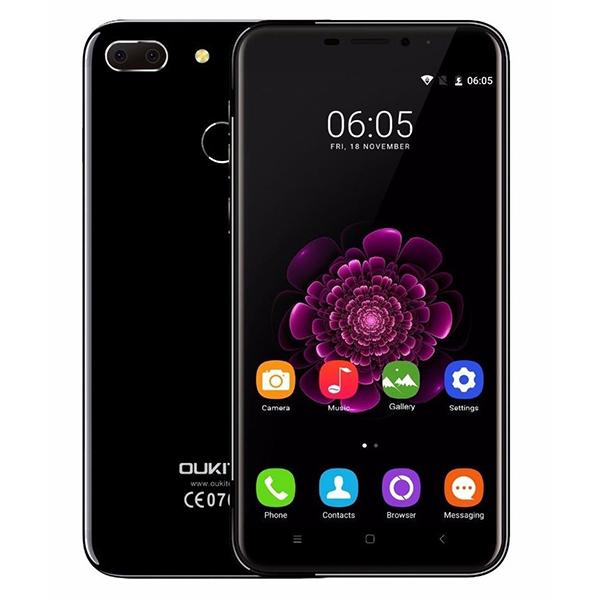 Oukitel U20 Plus firmware