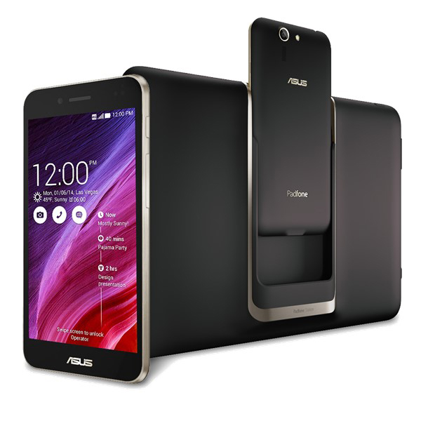 Asus PadFone S firmware