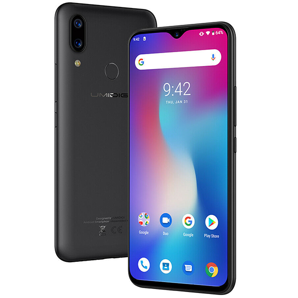Umidigi Power update